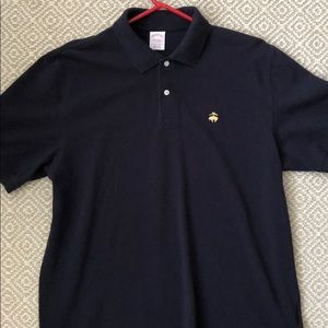 Brooks brothers polo, navy blue